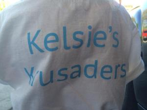 Kelsies shirt