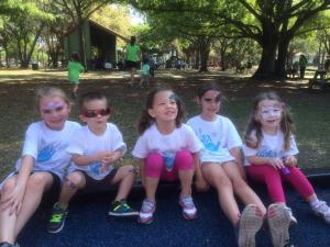 kids at kelsies walk